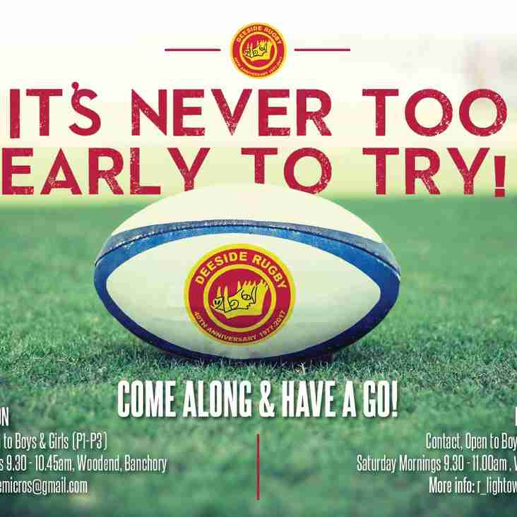 Players wanted for Deeside Minis and Micros