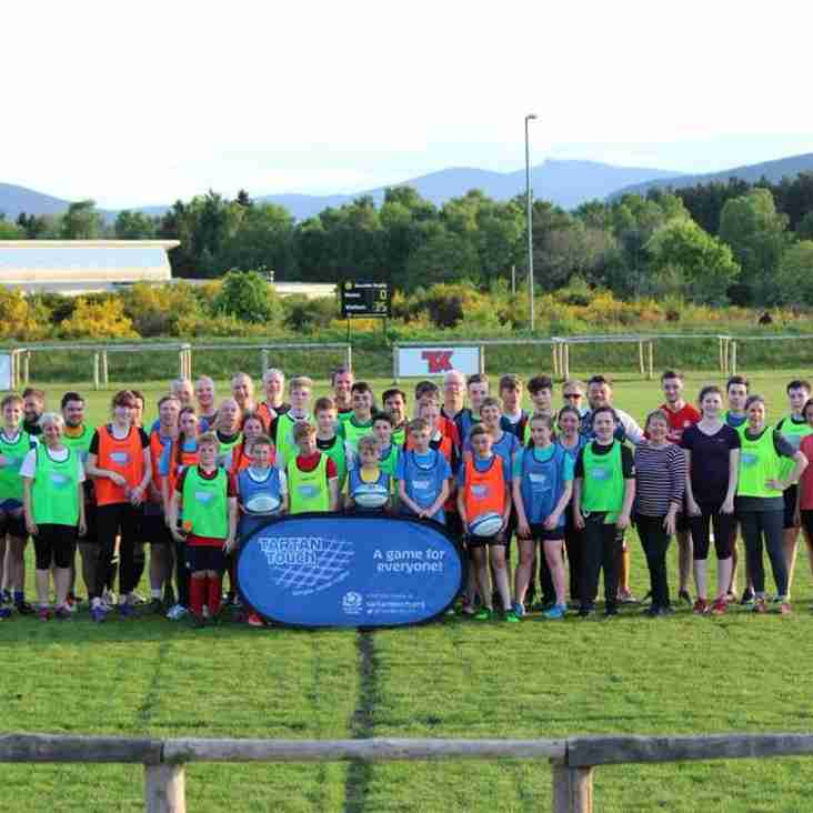 Sign Up Now for Tartan Touch