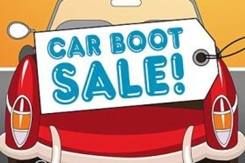 Car Boot Sale - 24 March 2018