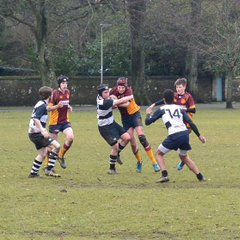Deeside U15s and Perthshire 11 March 2018