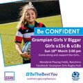 Grampian Girls v Biggar - Sunday, 18 March @ 2.00pm