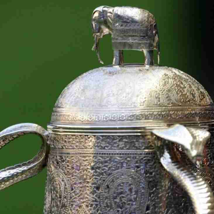 See the Calcutta Cup in Banchory