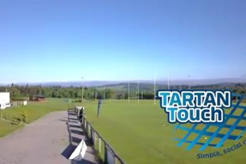 Tartan Touch Aerial Footage