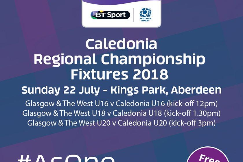 Caledonia Regional Championships 2018