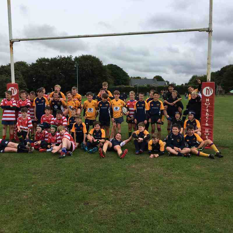 S1 Deeside/Garioch vs Moray/Huntly 26 August 2018