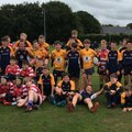 Deeside Rugby Under 13s beat Dundee 11 - 25