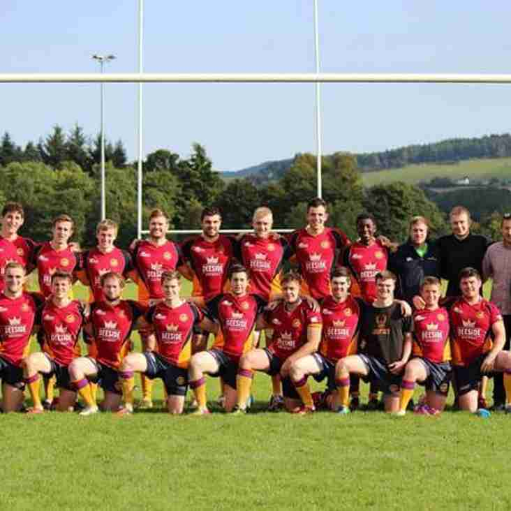 Deeside 1st XV v Aberdeenshire Friendly