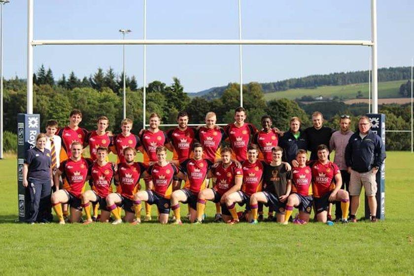 Deeside 1st XV v Aberdeenshire Friendly