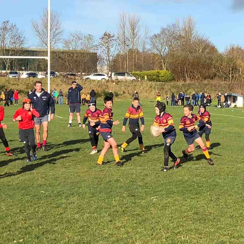 Deeside Minis at Ellon Festival 2018