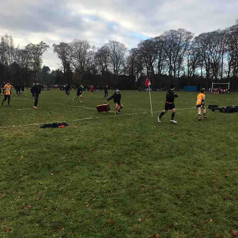 Deeside/Garioch U13s v Moray/Huntly - 23/11/18