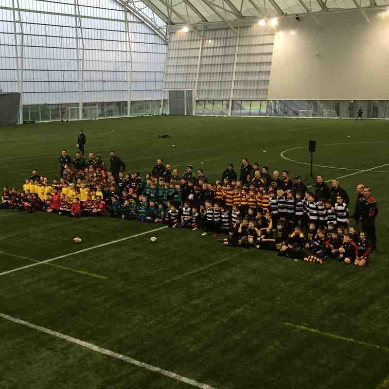 Scottish Rugby AGLV Festival - 2 December 2018