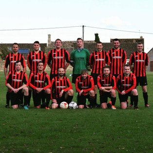 Brize Norton defeated for the first time this season