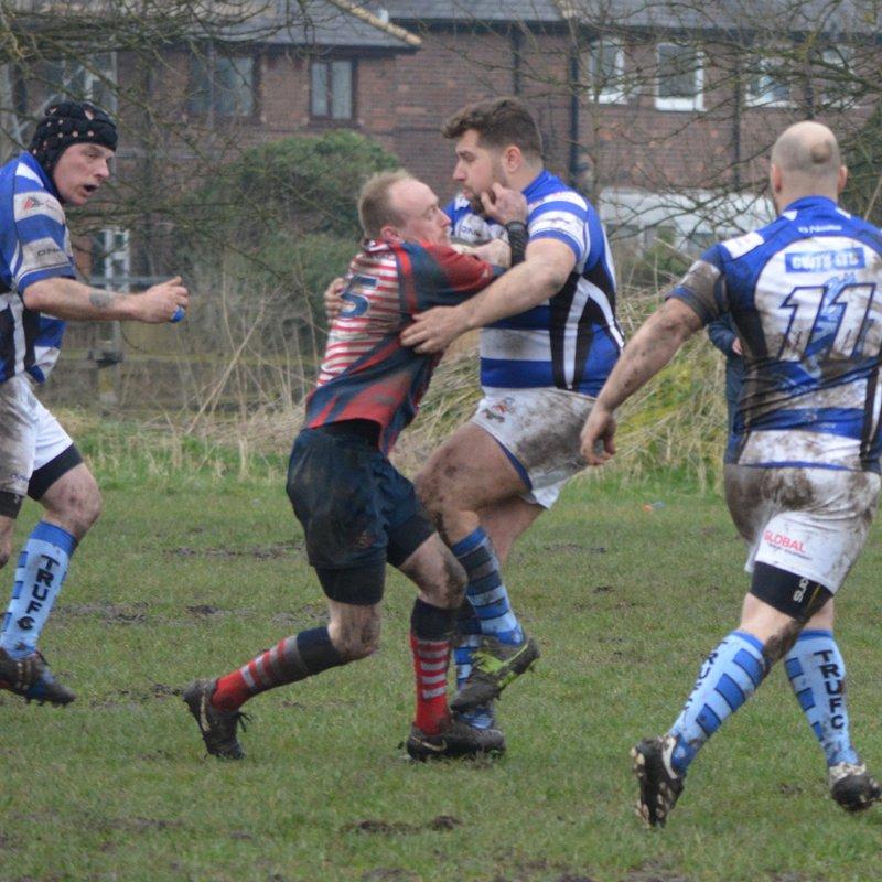Oldham 2nd XV vs Tyldesley 2nd XV