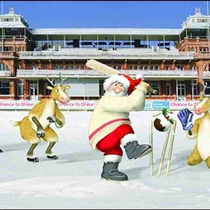 Happy Christmas from Goole Town CC