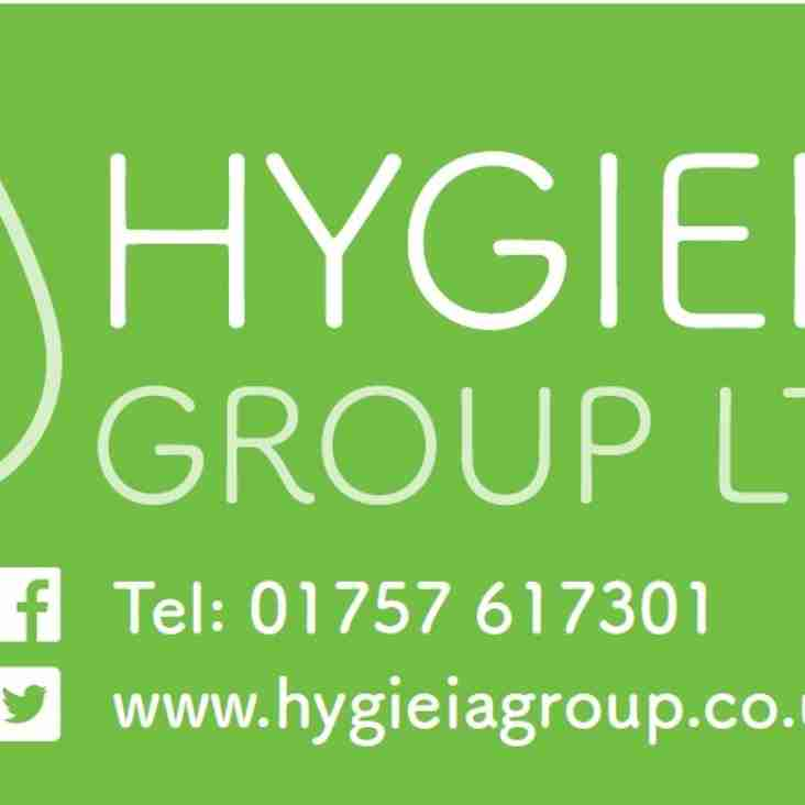 Our Sponsor - Hygieia Cleaning Services - Please support them