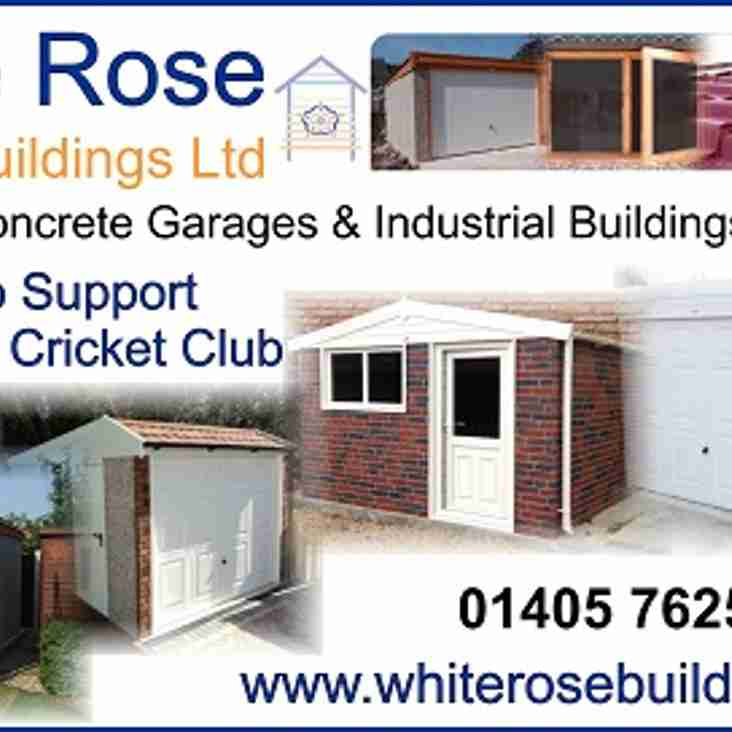 Week 5 Preview  - GTCC - Sponsored by White Rose Buildings Ltd