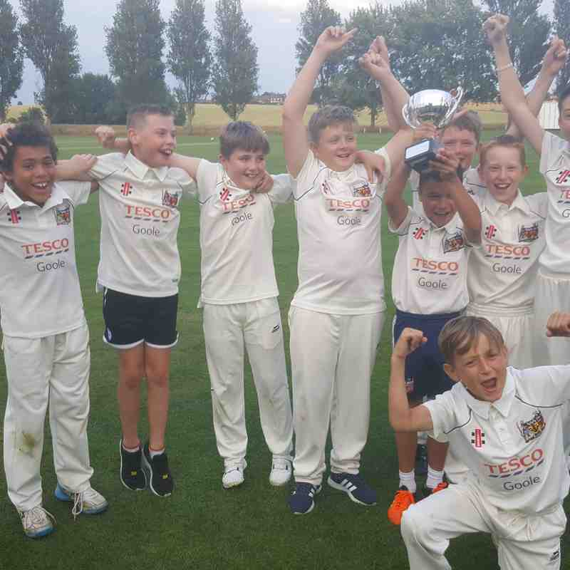 U11 2017 Ponte League Winners