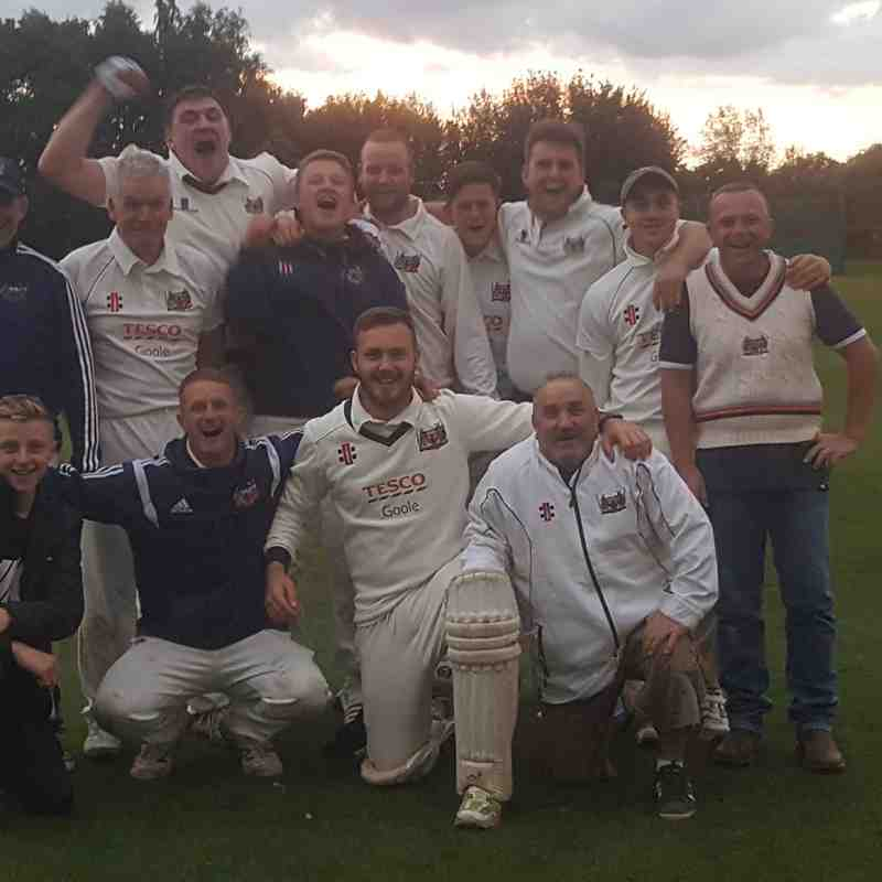 2nds Promotion 2017