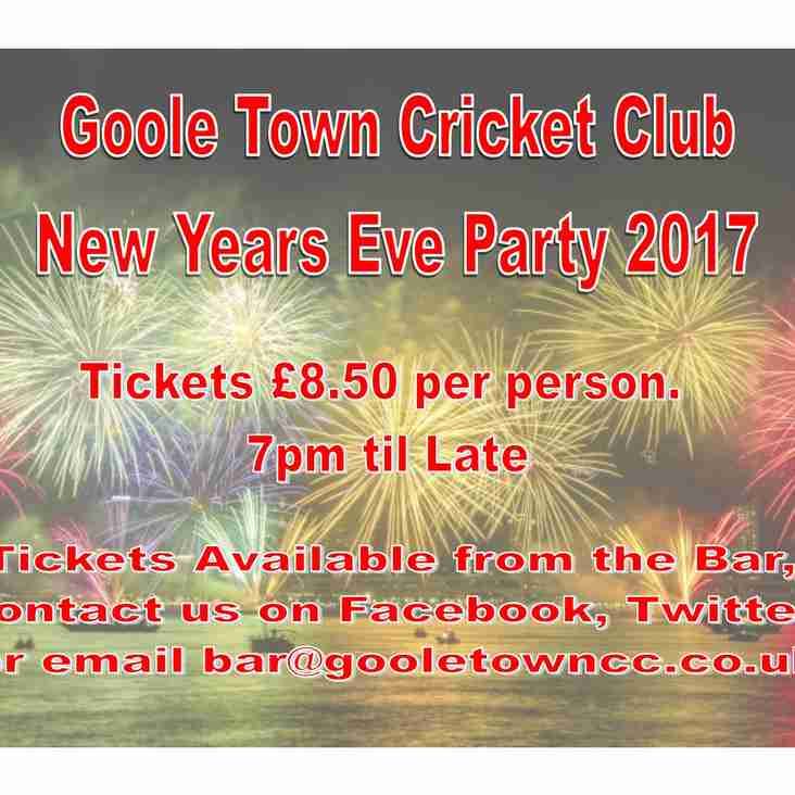 New Years Eve 2017