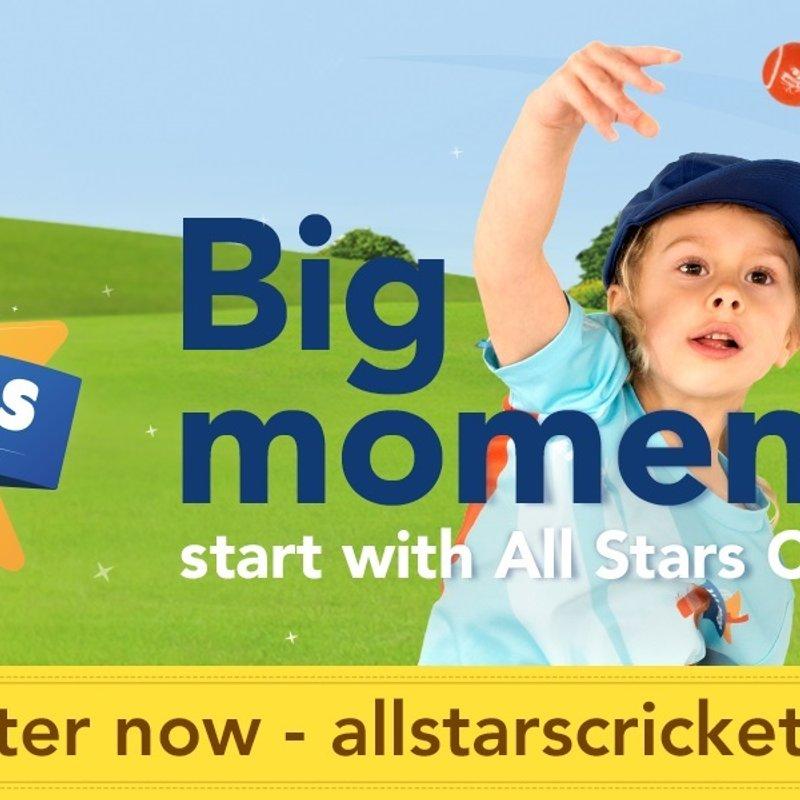 All Stars Cricket @ GTCC