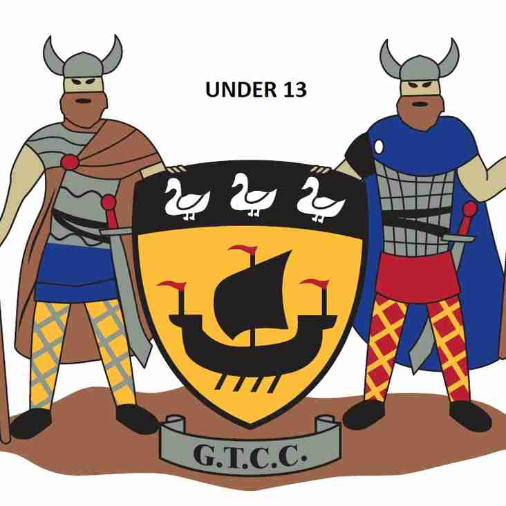 Under 13 Training - Friday 25th - Cancelled