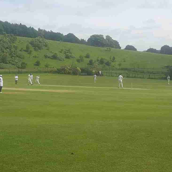 """2nds """"Run Out"""" of Ideas at Londesborough"""