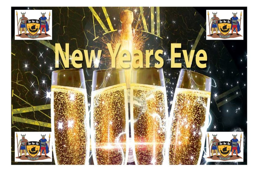 New Years Eve 2018!!