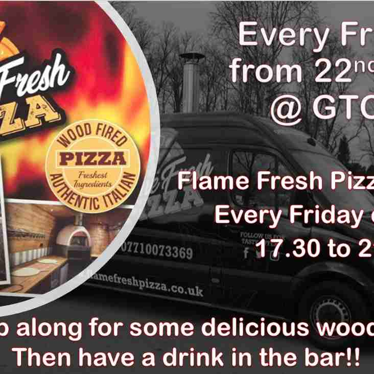 Fridays are Pizza Nights at GTCC
