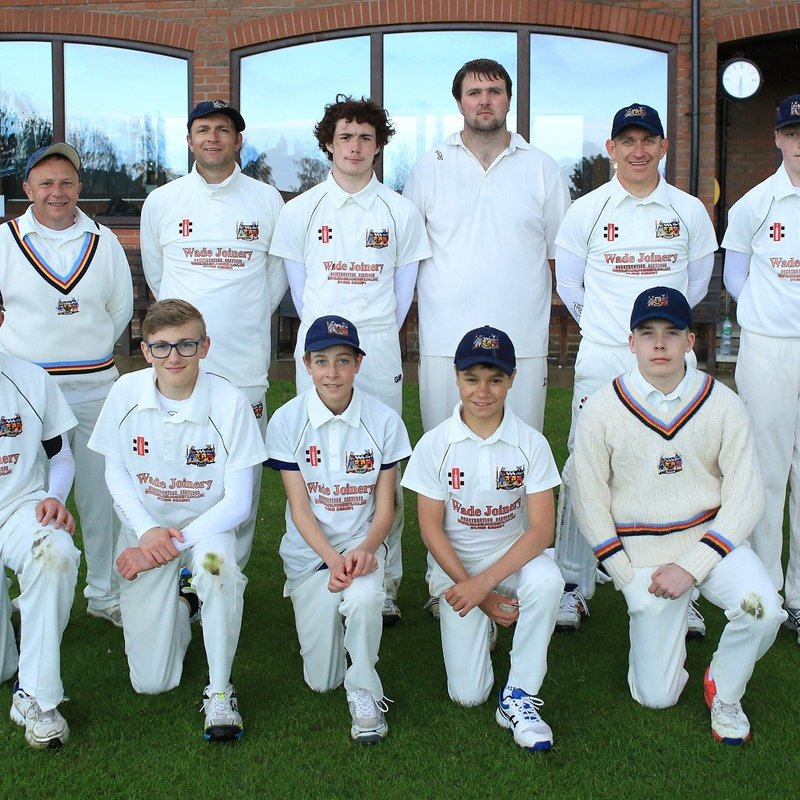 Youth & Experience Mix Well Again for 2s