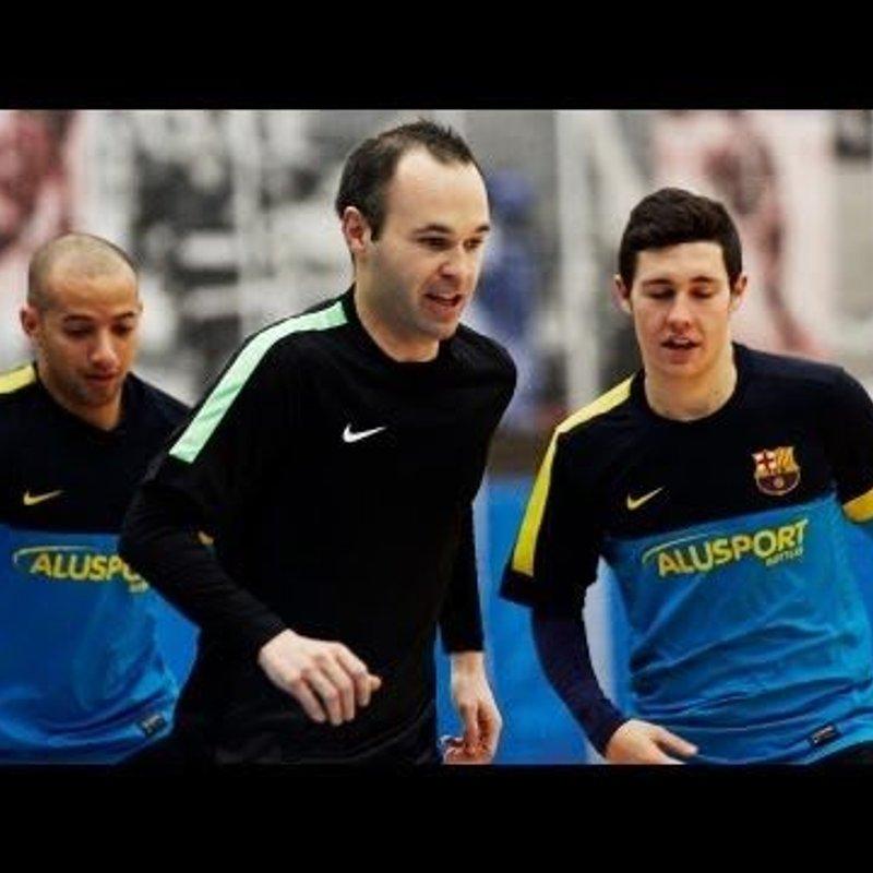 Futsal comes to Lingfield