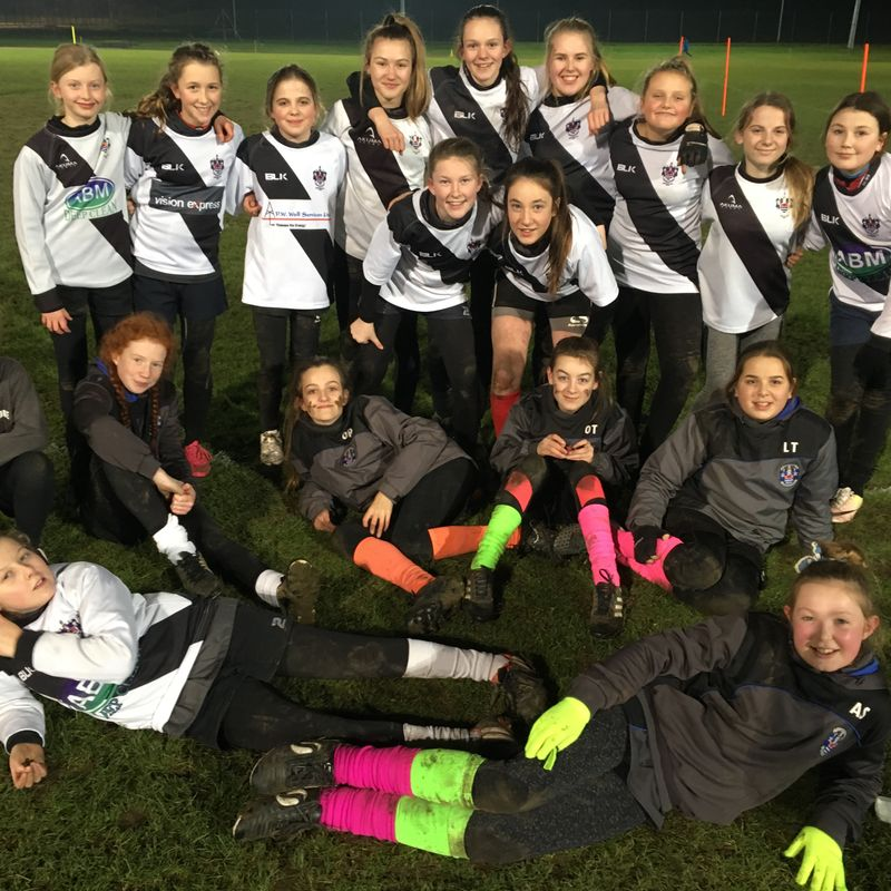 Tamworth vs. Burton Rugby Football Club