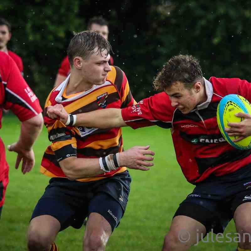 BRUFC 3rd XV v Chipping Norton 160917