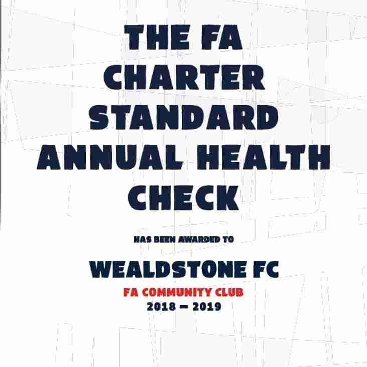 FA Health Check