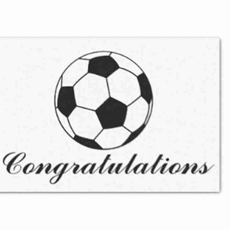 Congratulations Wealdstone FC