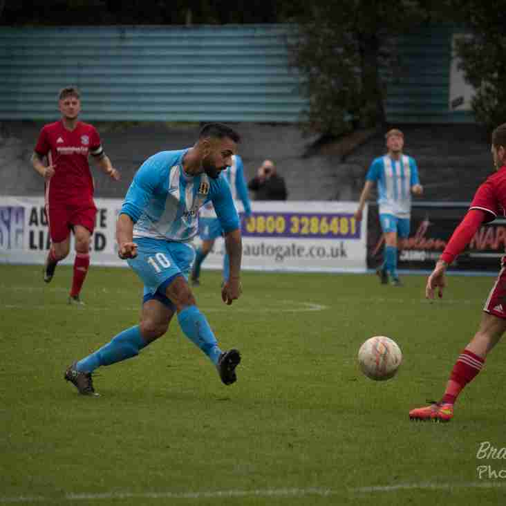Post Match Interview: Anil Singh (Yorkshire Amateurs 2-0 Eccleshill United)