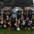 Under 13 - 2004 - SBYL lose to Larne Youth 0 - 5