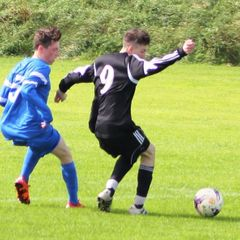 Carniny Amateur and Youth FC U16 v Limavady Youth U16 10/07/2016