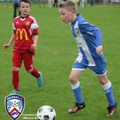Under 10s NWCDYL Sat 24th Sept 2016 pics courtesy Coleraine and District league (Official)