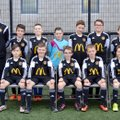 Under 11 - 2006 - SBYL lose to Antrim Rovers 4 - 1