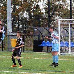 U16 Carniny AYFC 2-1 Warrenpoint Town NIBFA NL 12/11/2016