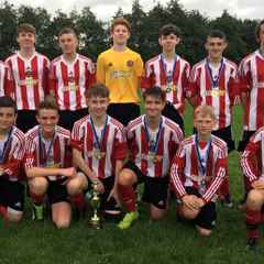 LOUGHSIDE CUP WIN FOR 15s!