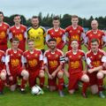 Carniny Amateur and Youth FC vs. Clough Rangers
