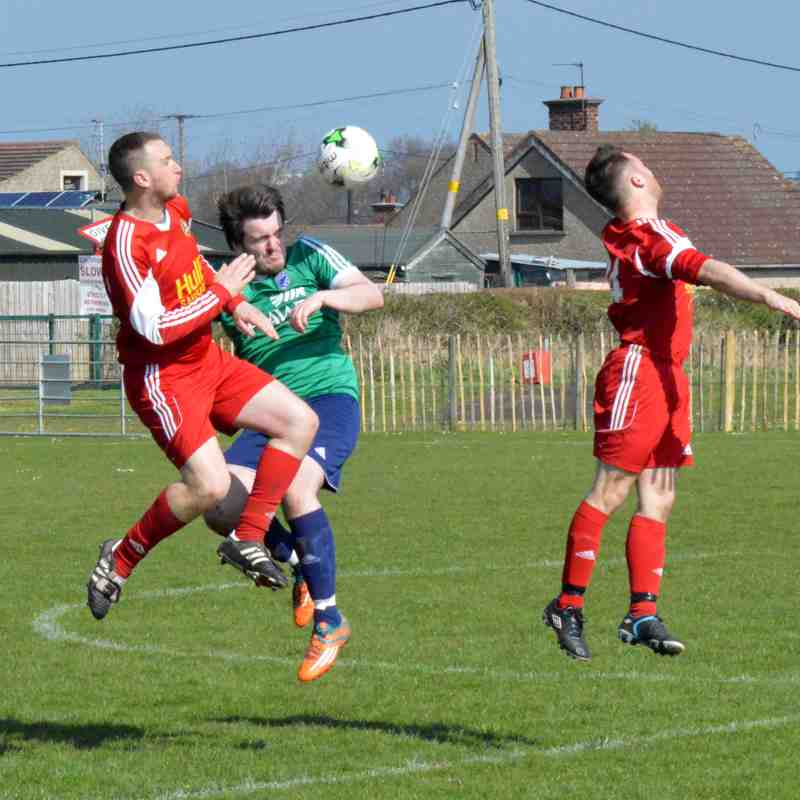 Carniny AYFC v Sporting Ballymoney 08/04/17