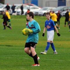 NIBFA Cup U13 Carniny AYFC v Glenavon 21/10/2017