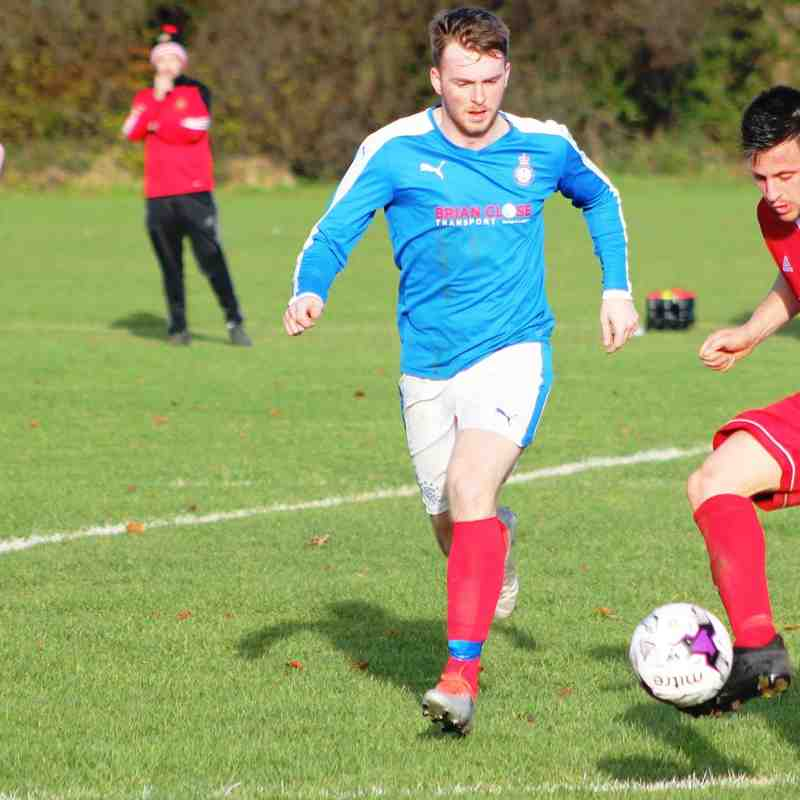 BSML  Div 1 Seniors v Abbeyview Sat 18th Nov 17 - pics courtesy Mike Sloan