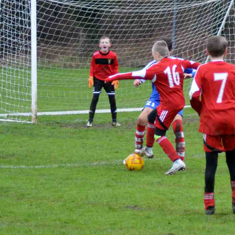 U12 SBYL v Dungoyne Sat 13th Jan 2018