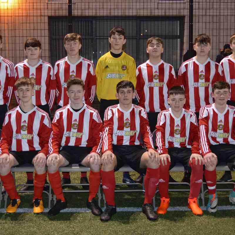 U15 SBYL Carniny AYFC v Dungoyne FC
