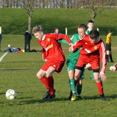 U17 SBYL Carniny AYFC v Willowbank