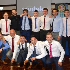 Carniny Amateur and Youth FC Senior Prize Night 2018