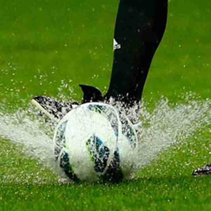 FOOTBALL DEVELOPMENT CENTRE  CANCELLED 13TH OCT 2018